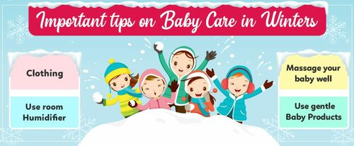When it comes to a baby's first winters, one has to be more ... via BabyOrgano