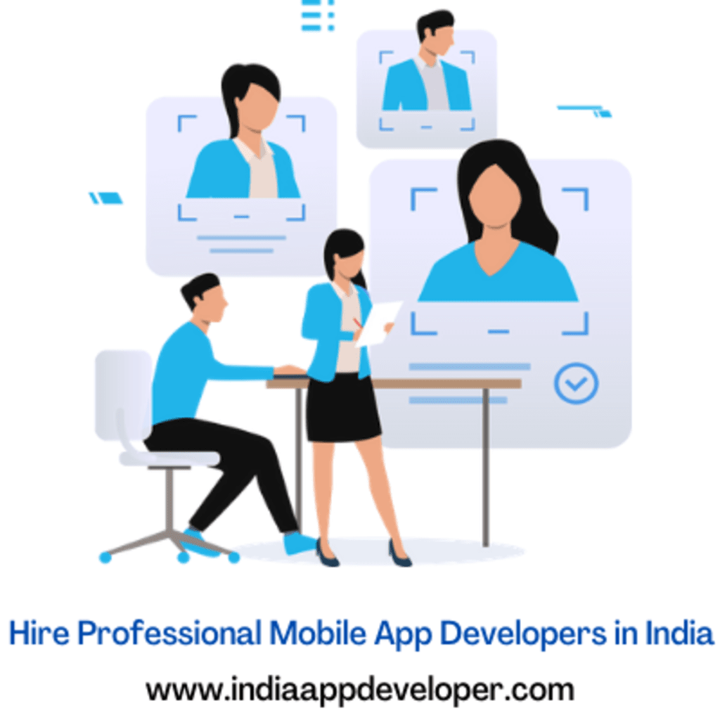 Hire Professional Mobile App Developers in India via Kaira Verma