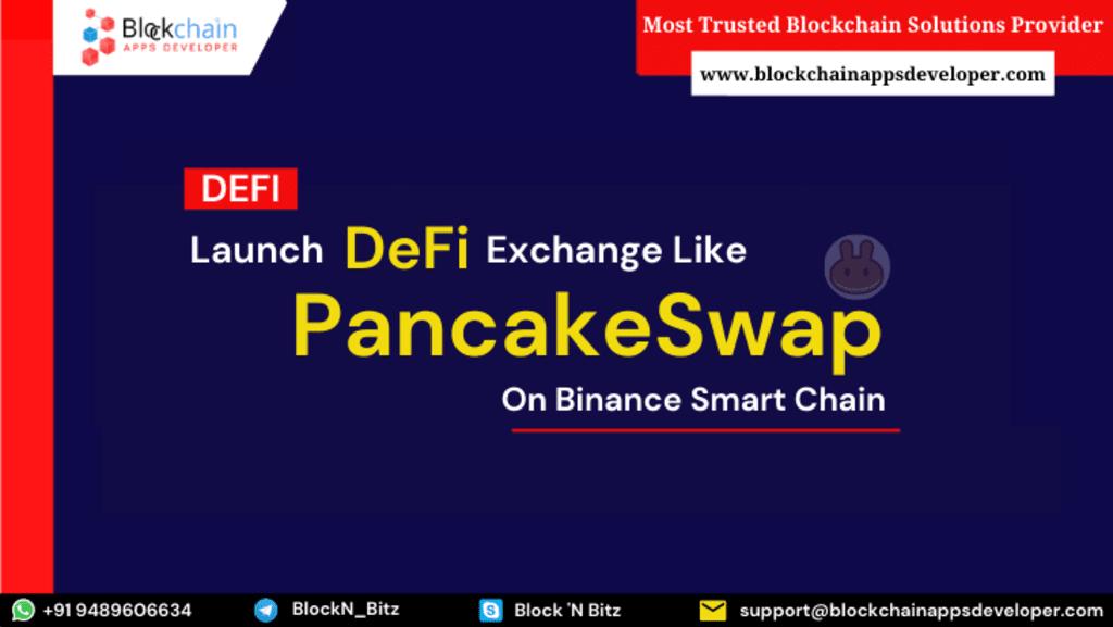 PancakeSwap Clone Script   PancakeSwap Clone Software   Panc... via BlockchainAppsDeveloper