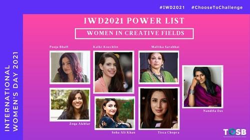 Female Motivational Speakers in India TOSB Conversations via TOSB