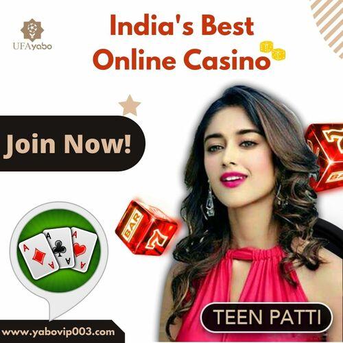 Teen Patti game is a gambling card game. It means three card... via UFA Yabo