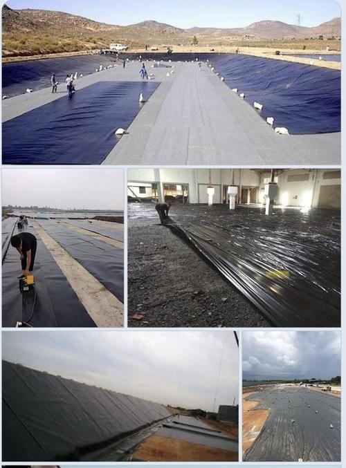 Tìm hiểu về nilon chống thấm sử dụng trong xây dựng                                     Tham khả... via Kingcat Paint