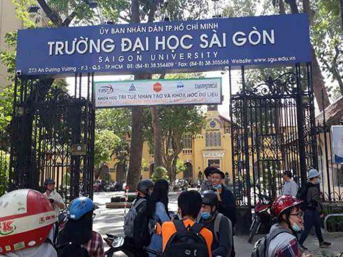 Hiện nay trường Sài Gòn đang có chương trình  đào tạo cho 11... via Làm Bằng Nhanh