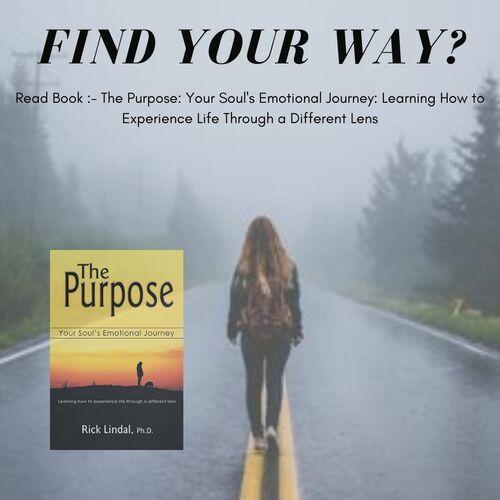 The Purpose Book By Rick Lindal via Rick Lindal