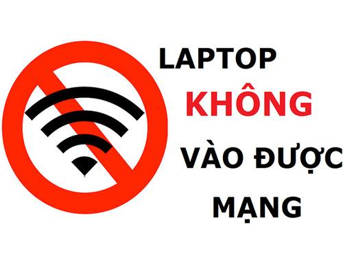 Máy tính không vào được wifi - Nguyên nhân - Cách khắc phục