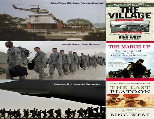 Vietnam, Iraq And Afghanistan – Three Wars, No Victory – Why... via Ken Larson