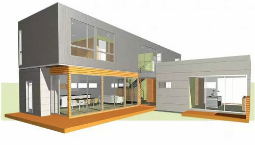 Challenges and Future of Ultra Modern Prefab Homes for Sale via sundiwpc