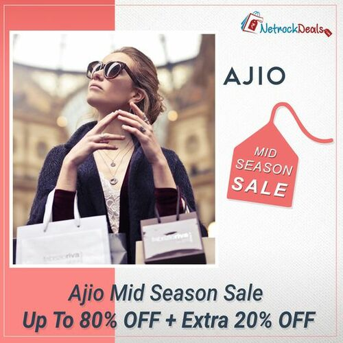 ajio coupons via Dell Offers