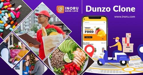 Dunzo Clone, Dunzo Clone App,On-Demand Dunzo Clone