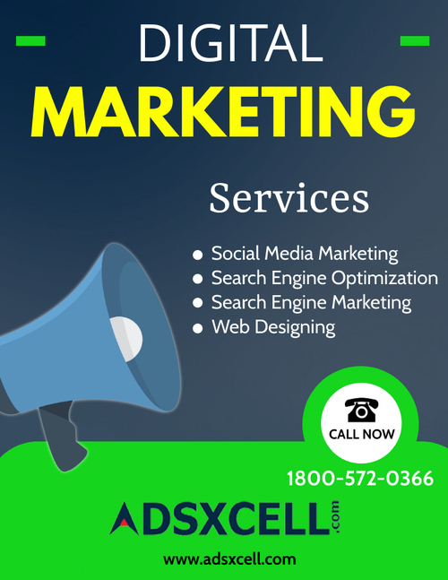 Digital Marketing Services via Karthik-Adsxcell