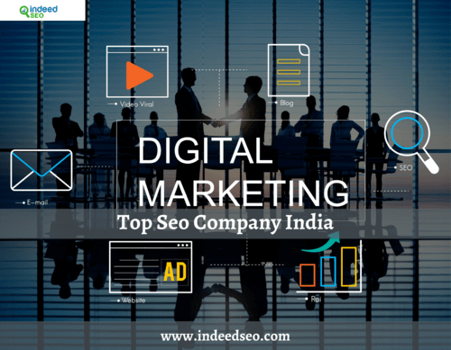 Top seo company India via IndeedSeo