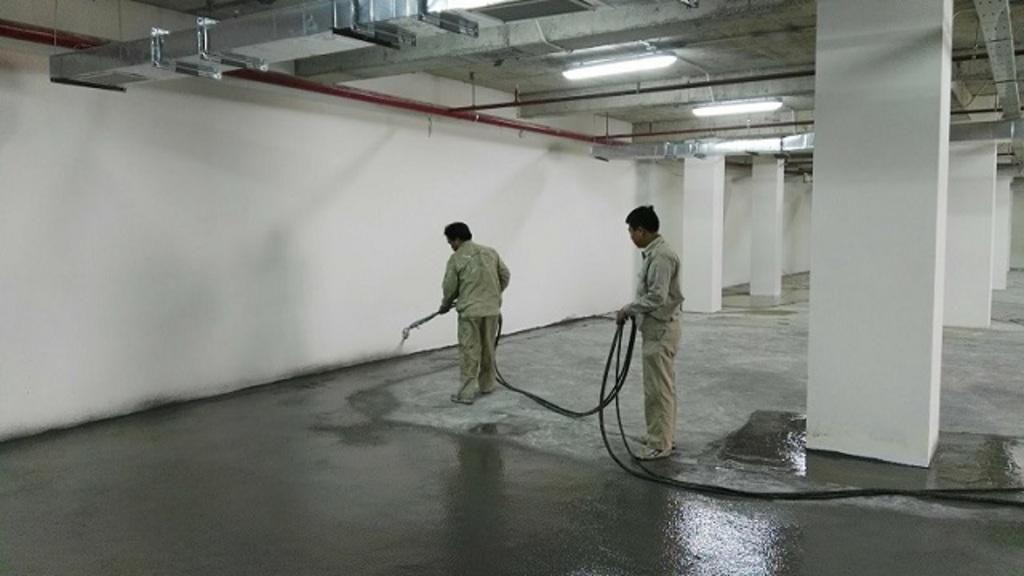 Các phương pháp chống thấm tầng hầm hiệu quả                                         Xem ngay:                                          #cho... via Kingcat Paint