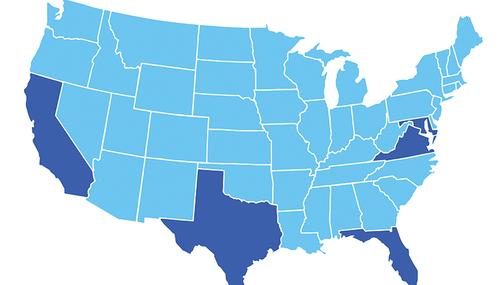 Small Number of States Dominate Defense Spending                                                                          A huge por... via Ken Larson