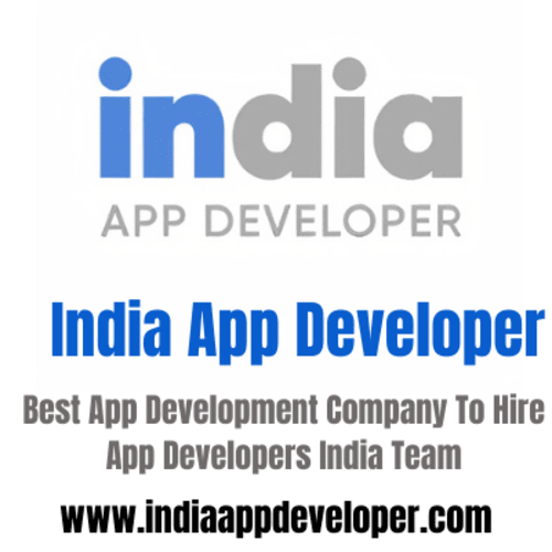 India App Developer - Best App Development Company To Hire A... via Kaira Verma