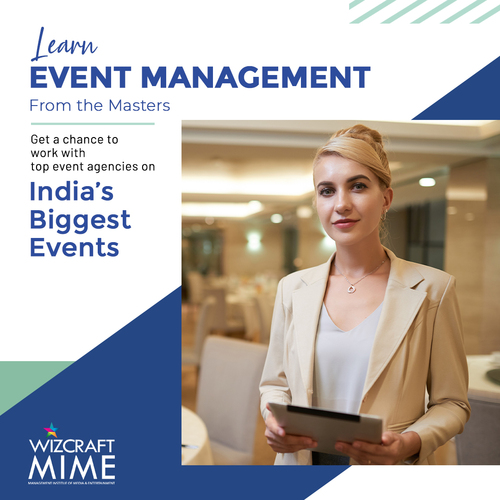 Wedding Event Management Courses | WizCraft MIME via Wizcraft Management Institute of Media and Entertainment