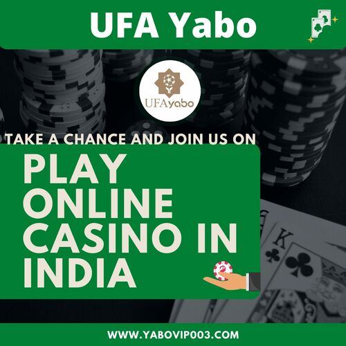 Take a chance with us and win real money. Play online casino... via UFA Yabo