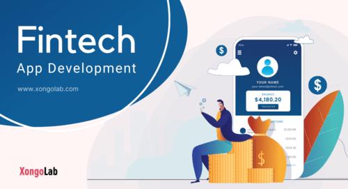 Fintech App Development via XongoLab Technologies LLP