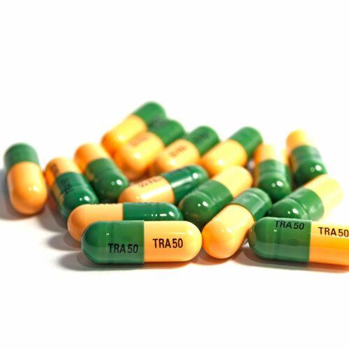 Generische Tramadol 50 mg Schmerzkapseln - Rezeptfreie Schmerzmittel sicher kaufen