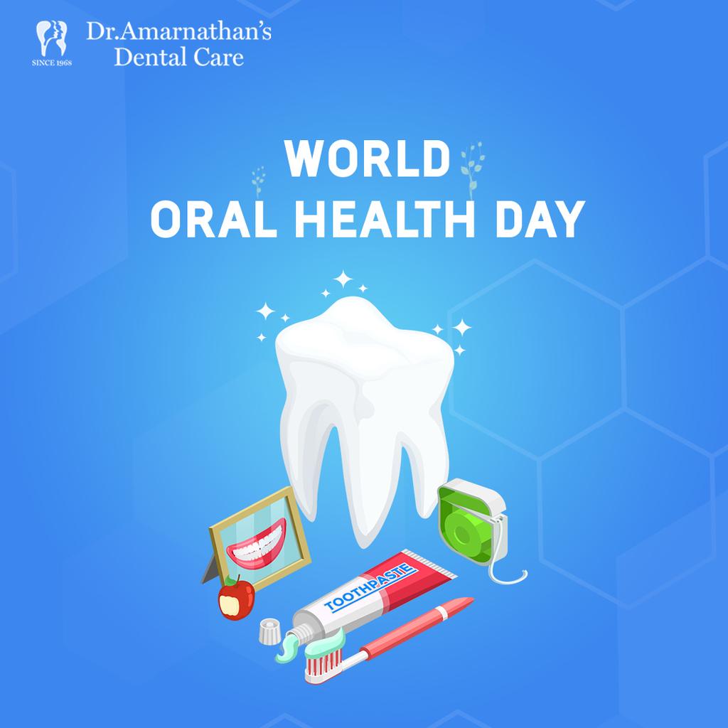 World Oral Health Day via Amarnathan