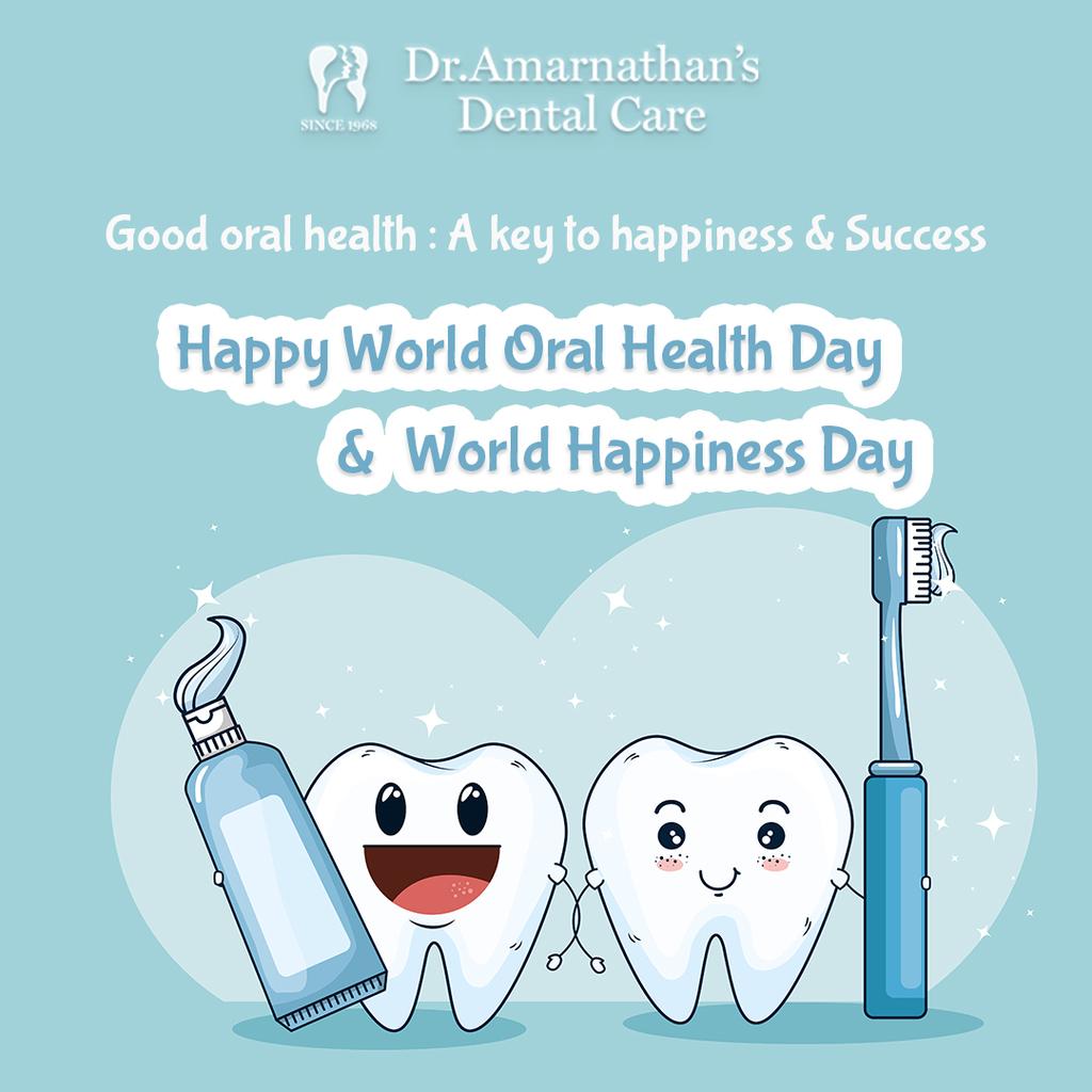 International Day of Happiness via Amarnathan