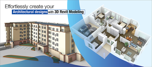 Revit Modeling Services for Architectural Projects | Hitech BIM Services