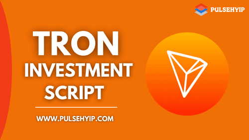 Our Tron investment script software comprises all the tron i... via leesa daisy