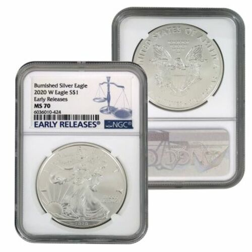 Buy Silver Eagle Coins now on Cable Shopping Network via Sandra Ikonn