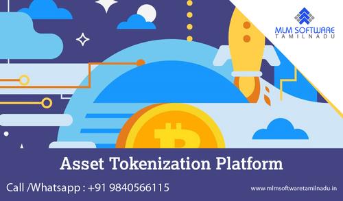 Asset Tokenization Platform                                     What is an Asset Token or Asset ... via MLM Software Tamilnadu