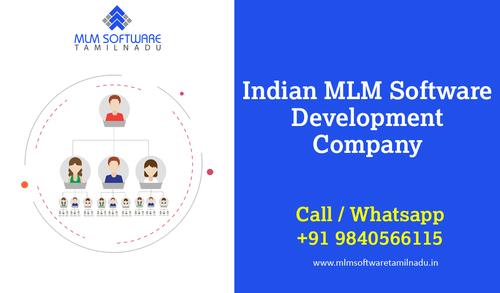 Indian MLM Software Development Company                                                                          MLM Software Tamiln... via MLM Software Tamilnadu