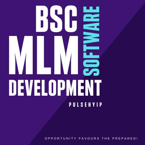 #Pulsehyip provides MLM software development services on BSC... via leesa daisy