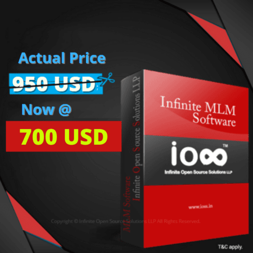 Price Drop!!                                     Get the #1 Network Marketing MLM Software at an... via Infinite MLM Software