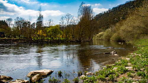 Orne river - France - Calvados via Jean Michel