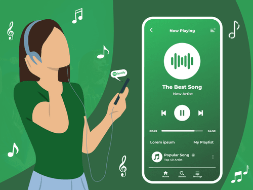 The Ultimate Guide To Developing An App Like Spotify Clone App