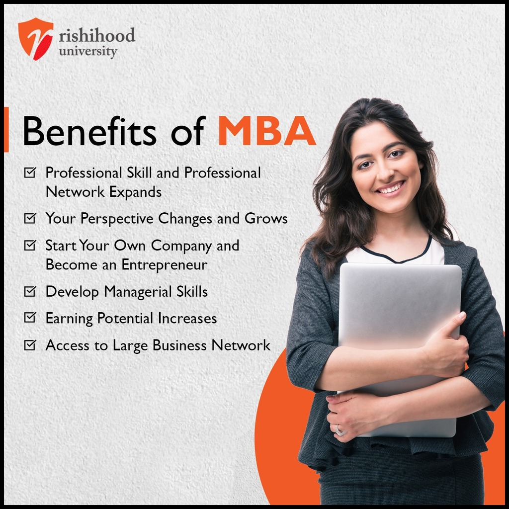 MBA in Business Management | Rishihood University via Rishihood University