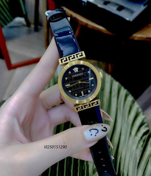 Đồng hồ nữ Versace hàng fake giá bao nhiêu, Mua ở đâu giá rẻ tại HCM