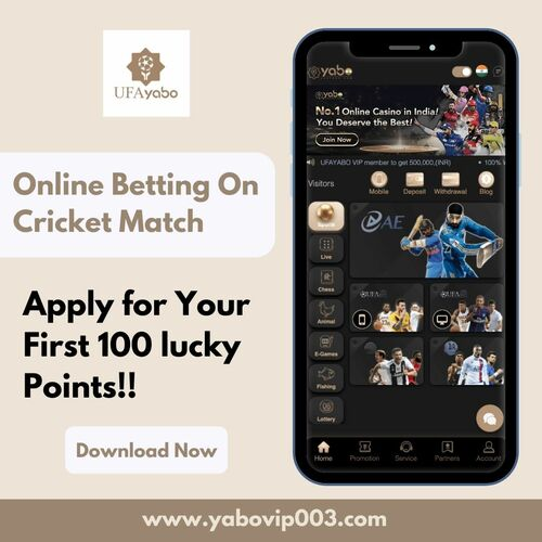 If you are looking for easy to use and trusted mobile app wh... via UFA Yabo