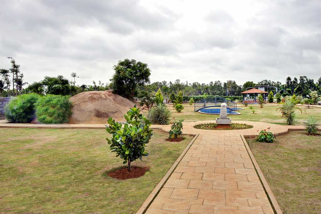BIAAPA Approved Plots In Devanahalli Road via hithyshiPR