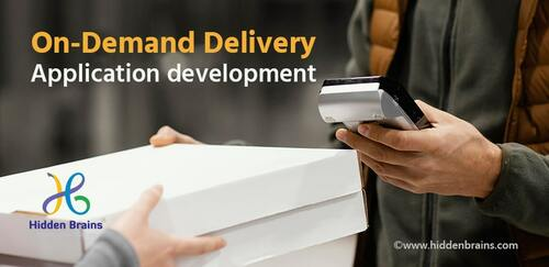 What Features Should an On-demand Delivery App Development Have?