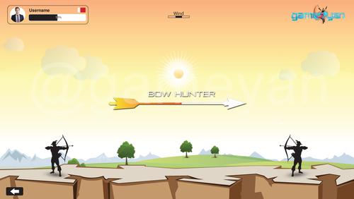 Bow Hunter – 2D multiplayer Game by 3D Game Art Studio – Aus... via Gameyan