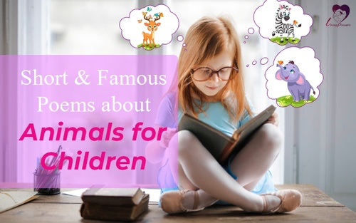 Sing Along These Short Poems on Animals with Your Kids