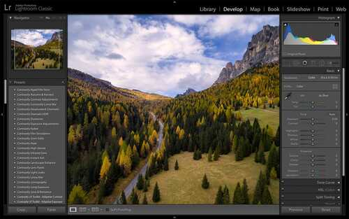 How to Successfully Use the Histogram in Lightroom Classic | Contrastly