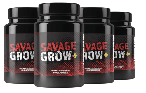 Savage Grow Plus Reviews - Does This Pills Work? Safe Ingredients? Any Side Effects? - Irvine Weekly