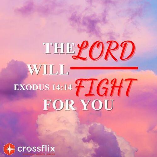 Crossflix - Christian Movies Channel   The Lord will fight f... via Cross flix