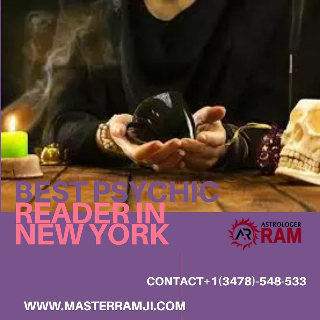 Consult Your Problems With The Best Psychic In New York                                         Life... via Astrologer Ram Ji