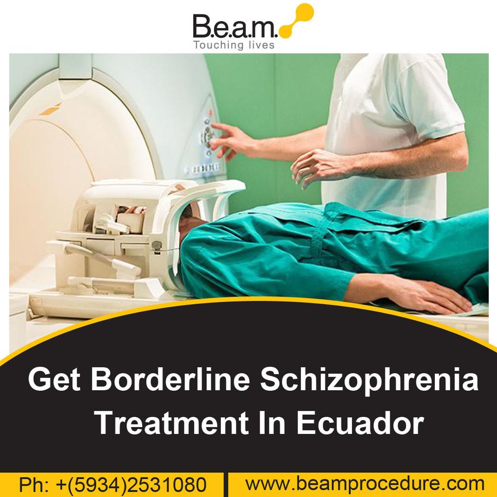 Get Paranoid Schizophrenia Disorder Treatment in South Ameri... via Beam Procedure