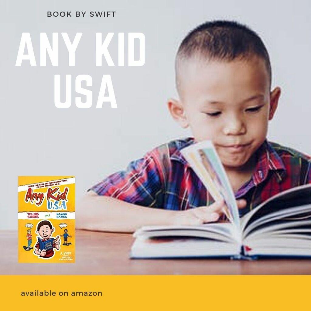 Any Kid USA via authors ebooks