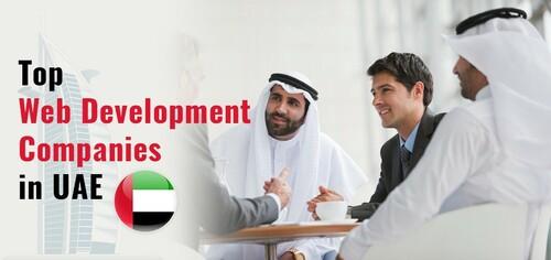 Top Web Development Companies in UAE
