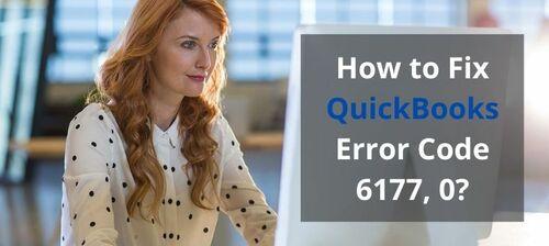 How to Fix QuickBooks Error Code 6177, 0?                                                                                  QuickBooks #Error... via masonolivia