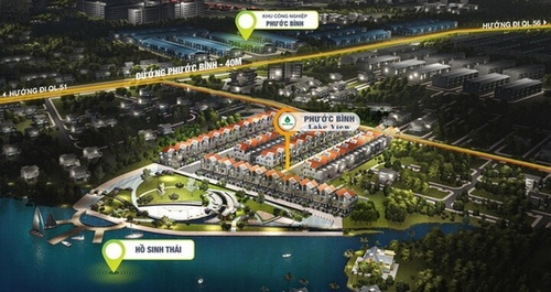 Thông tin chi tiết dự án Phước Bình Lakeview của Vạn An Phát