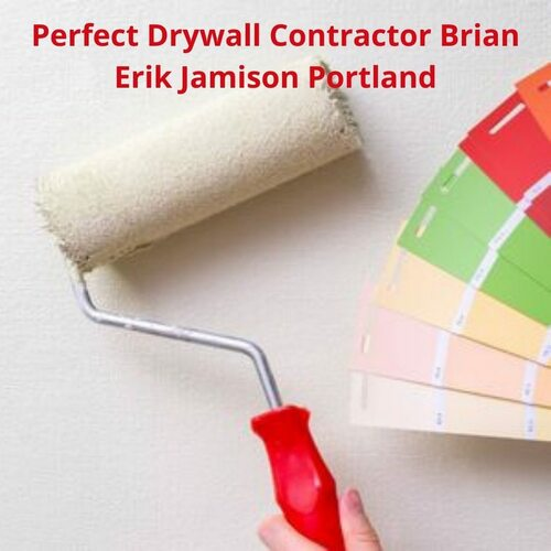 Perfect Drywall Contractor Brian Erik Jamison Portland - Album on Imgur